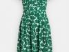Villa Garden Dress  - Geranium Flower Copse - 1